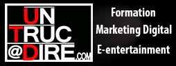 Un Truc à Dire .com logo